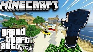 Minecraft GTA 5 - Tập 29   Tấn Công Căn Cứ Bí Mật Mạnh Nhất Của Đại Ca Tèo !!