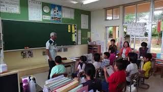 崎枝小学校で人権教室開催