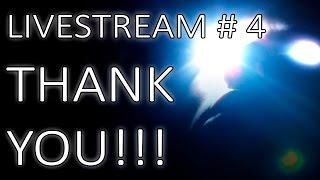 Mr. X Dreams Livestream #4: A History | 5k Subscriber Special