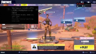 | Over 150 wins |13k kills|Interactive with chat |1v1 with subs!!