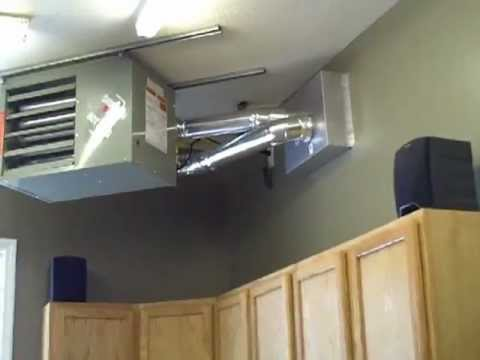 Hot Dawg Hds75 Heater Youtube