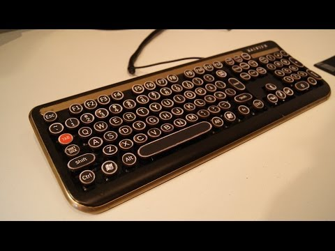 Home made Steampunk Keyboard | Easy Build!
