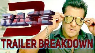 Race 3 Trailer Breakdown - Salman Khan | रेस 3 ट्रेलर ब्रेकडाउन