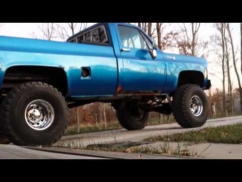 1977 chevy k10 4x4