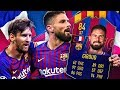 WHAT IF GIROUD WENT TO BARCA?! THE BEST BARCELONA TRANSFER SQUAD! FIFA 19 Ultimate Team