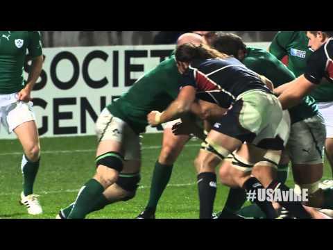 #USAvIRE International Rugby on June 8th