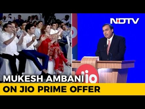 Reliance Jio Launches Prime Offer, Unlimited Benefits For 12 More Months