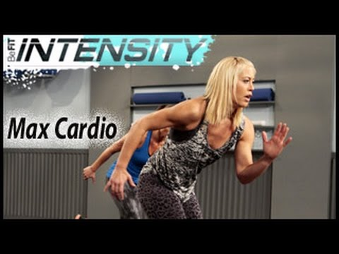 Befit Intensity:  Max Cardio Challenge Workout- Lacey Stone video