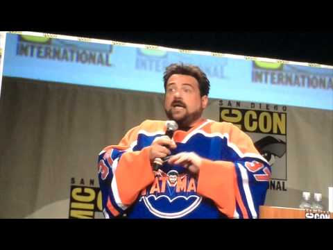 Kevin Smith Describes What He Saw On The Star Wars Episode VII Set