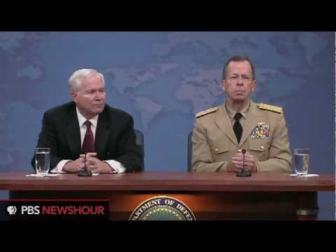 Defense Secretary Gates Delivers Final News Conference