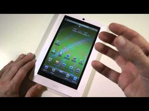 Creative ZiiO Android Tablet Full Review
