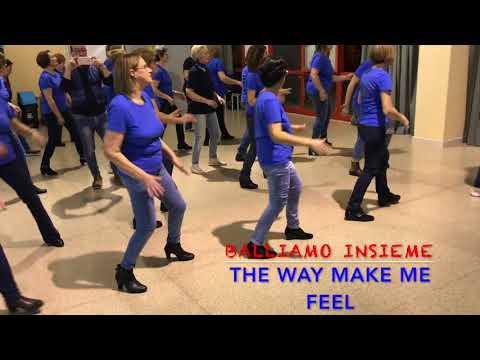 The way make me feel