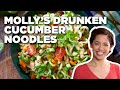 Drunken Cucumber Noodles with Molly Yeh | Food Network