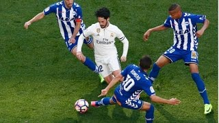 Isco Alarcón - Magical ● Crazy Dribbling Skills & Goals 2017 |HD|
