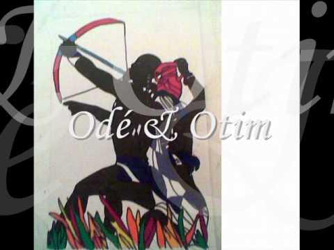 Odé & Otim - Reza Nação Cabinda
