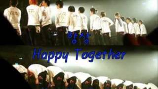 Watch Super Junior Happy Together korean Version video