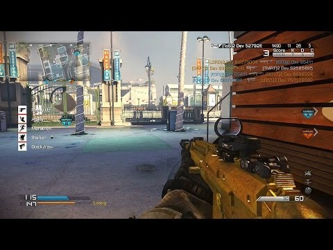 Call of Duty: Ghosts - NEW MAVERICK ASSAULT RIFLE GAMEPLAY! Onslaught Gun Weapon DLC (COD Ghost)