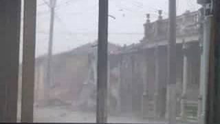Hurricane Gustav Tears Through Western Cuba