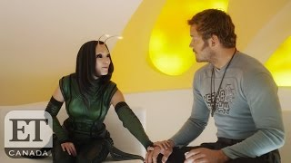 Meet The NEW 'Guardians Of The Galaxy': Mantis, Ayesha & Ego