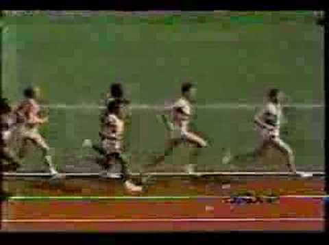 1988 Olympic 5k Final