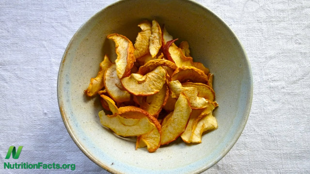 Dried Apples Versus Cholesterol