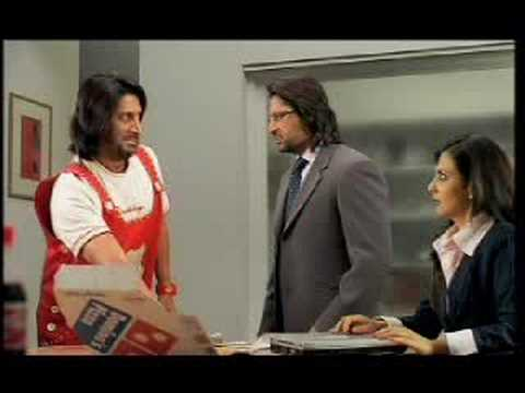 Funny Commercials : Domino's funny Indian AD ...