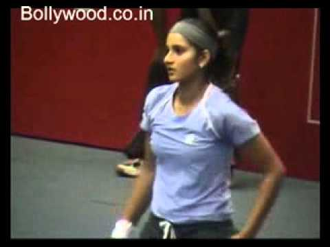 Sania Mirza On Sexy - Video.flv video