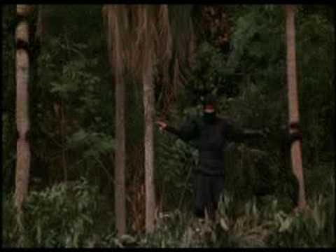 Original American Ninja Trailer