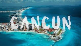 Cancun, Mexico HD (drone)