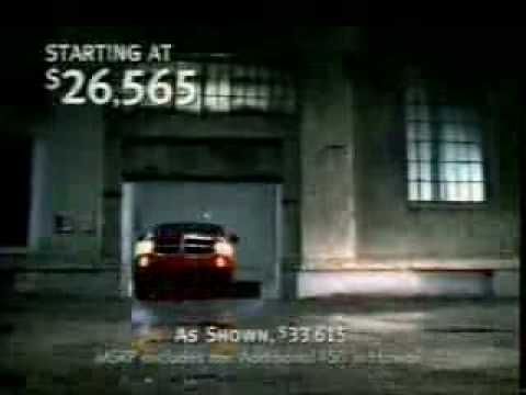 Banned Dodge Car Advert