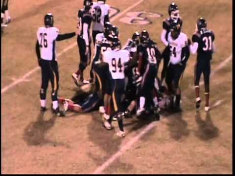 Demetrius Leysath 2011 Strom Thurmond High School Football Highlights