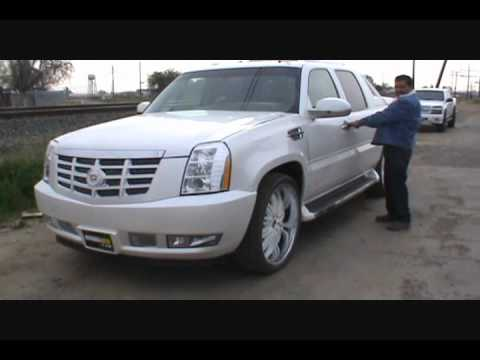 Escalade Conversion By Robles Frame Body Amp Fender Youtube