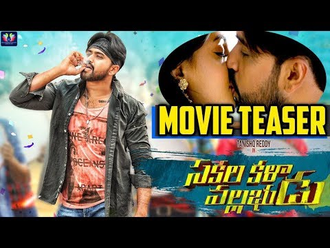 Sakalakala Vallabhudu Movie Teaser || Prudhvi Raj ||Tanishq Reddy || Telugu Full Screen