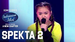FITRI - DYNAMITE BTS - SPEKTA SHOW TOP 13 - Indonesian Idol 2021