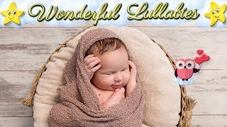 1 Hour Relaxing Baby Lullabies Collection ♥ Soft Orchestral Musicbox Bedtime Melodies ♫ Sweet Dreams