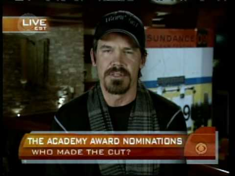 Oscar Nominee Josh Brolin