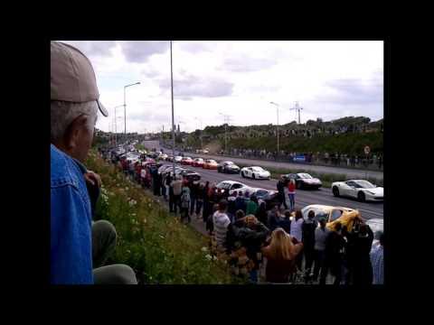 Wypadek Na Gran Turismo W Poznaniu 30.06.2013