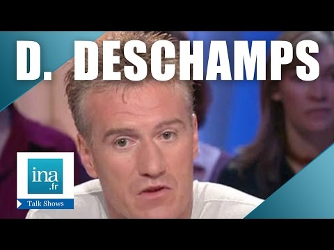 "Didier Deschamps ""J'ai pris de la Creatine"" - Archive INA"