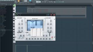 How to Pitch Bend with reFX Nexus in Fl Studio