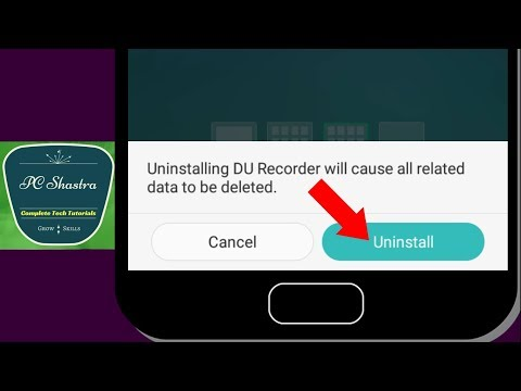 How to Uninstall Apps in OPPO