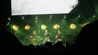 Seasons--Adam Levine and Stone Gossard, Chris Cornell tribute, 01.16.19, LA Forum