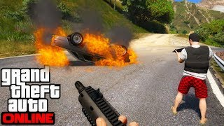 GTA V : VIDA DO CRIME : O MILAGRE DO CORLEONE, ADEUS CORONEL | EP# 35
