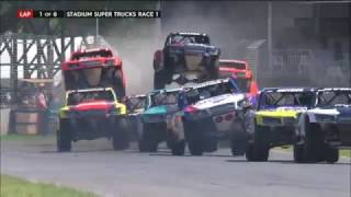 2017 Clipsal 500 Stadium SUPER Trucks Race 1