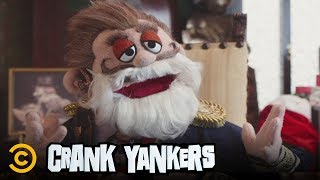 Tony Barbieri Pranks a Tailor as Niles & Natasha Leggero Calls an Event Space - Crank Yankers
