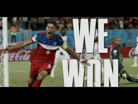 Game 2 Intro, Group of Death G; USA, Ghana, Portugal, Germany-2014 World Cup, Kiefer Sutherland