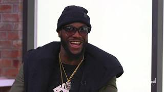 Deontay Wilder Talks Tyson Fury Rematch, Rips Floyd Mayweather & Challenges Anthony Joshua | SI NOW