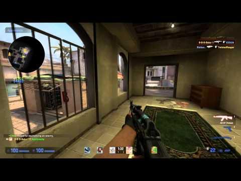 CS: GOldenblackhawk and Koots (Competitive; Mirage) [H1]