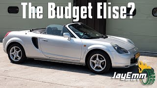 Is The Toyota MR2 Spyder A Budget Lotus Elise?