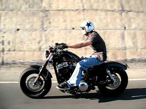 Harley 48 Tenerife Youtube