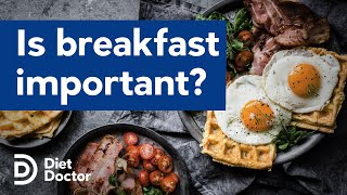Does eating breakfast make us healthier?
